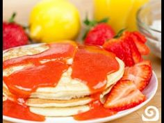 Strawberry Syrup - Blendtec Recipes.