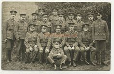 RAMC group rp postcard Military Hawes Great War Medical regiment of circa named World War One, Photograph, Army, Medical, Military, Group, Usa, Photography, Gi Joe