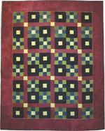 Irish Jig quilt pattern