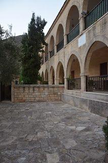SecretCyprusTravel: The Monastery of Saint Neofytos Egklistos near Tala village, Pafos.Read more at www.secretcyprustravel.blogspot.com