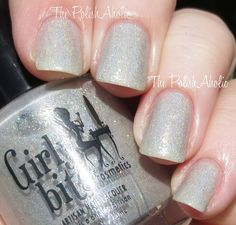 The PolishAholic: Girly Bits Snafu Swatch & Review