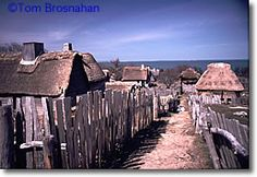 Colonial Town/love preservation of history