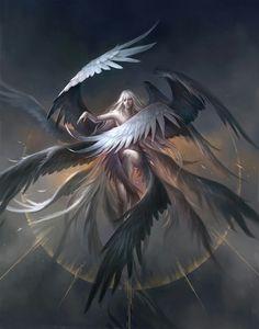 Imagen de angel and fantasy