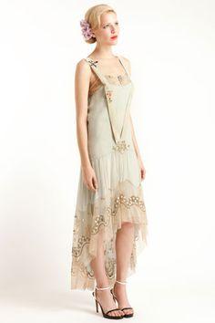 Imitation-of-Christ-Dress- 1920's influences