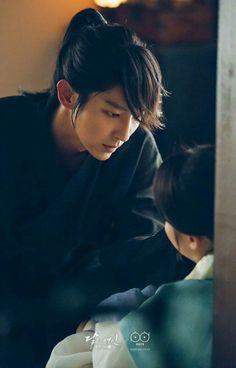 Lee joon gi as Prince Wang so ❤ ❤