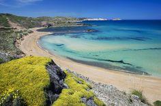Playas de Menorca. #menorcanatural #playasdemenorca