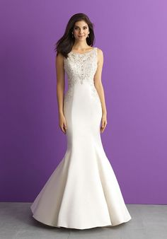 Hey! I found this wedding dress on The Knot! What do you think?