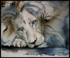 When lions cry