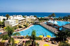 Hotel H10 Rubicon Palace,Playa Blanca,Lanzarote
