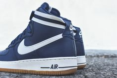 Nike Air Force 1 Hi 07 - Coastal Blue