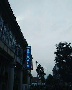 Cafe Batavia Kota Tua
