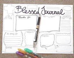 preghiere giornale planner stampare bibbia pregare religione ringraziamento taccuino proiettile agenda organizer download lasoffittadiste