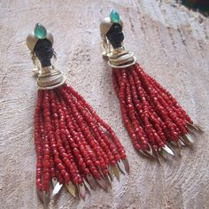 Earrings - Rodrigo Massot