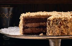 Greek Sweets, Greek Desserts, Sweets Recipes, Recipies, Clean Eating, Deserts, Food And Drink, Birthday Cake, Chocolate