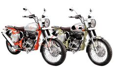 Royal Enfield Trials Works Replica 350 and 500 launched in India Royal Enfield Bullet, New Sibling, Bike News, E Scooter, Mv Agusta, Retro Look, Trials, Product Launch, India