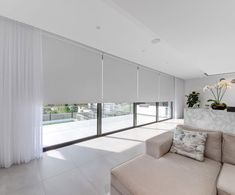 Blinds and Curtains - Window Shutters, Furnishing & Treatments Types Of Curtains, Curtains With Blinds, Blinds For Windows, Night Blinds, Sheer Roller Blinds, Just Blinds, Outdoor Blinds, Window Shutters, Living Room Inspiration