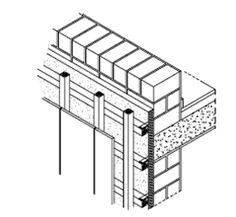 Struttura portante, isolamento, intercapedine areata, profilati metallici e rivestimento in legno: ecco la stratificazione di una parete ventilata in materiale ligneo