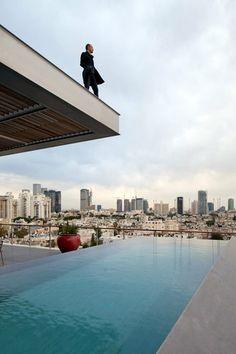 Un penthouse à Tel Aviv (18)