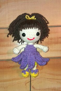 Amigurumi Lily Doll : 1000+ images about crochet. dolls on Pinterest Crochet ...