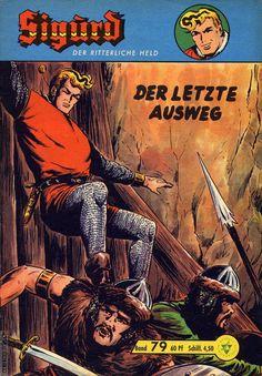 Comic Guide: Sigurd