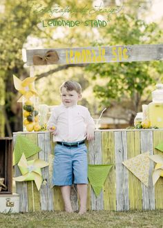 From my lemonade stand mini sessions :)
