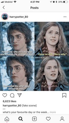 Good one Harry Harry Potter Puns, Always Harry Potter, Harry Potter Cast, Harry Potter Characters, Harry Potter Universal, Harry Potter World, Harry Potter Hogwarts, Harry Potter Drawings, Harry And Hermione