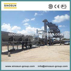64tph mobile asphalt mixing plant price for sale