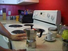 Como hacer cafe cubano (cortadita)
