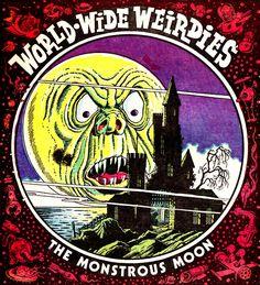 Ken Reid - World Wide Weirdies 21