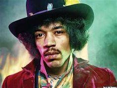 Jimi Hendrix 1942-1970