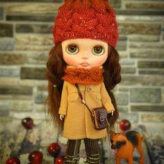 Custom Doll for Adoption by BlytheTatiChe  CHECK HERE  http://etsy.me/2hI3ev4  #blythe #dollycustom #blythecustom #blythecustomizer #ooakblythe #customblythe #kawaii #doll #artdoll #dollstagram #blythestagram #blythelover #ブライス