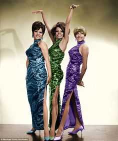 The Supremes Cindy Birdsong, Diana Ross and Mary Wilson pose for a portrait circa 1967 in New York City, New York. Get premium, high resolution news photos at Getty Images Beautiful Black Women, Beautiful People, Beautiful Songs, Black Girl Groups, Motown Party, Diana Ross Supremes, Women Of Rock, Little Shop Of Horrors, Vintage Black Glamour