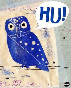 owl - oOkie - uros lehner