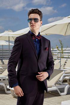 Un costum personalizat este mereu la modă! Bespoke, Ready To Wear, Suit Jacket, Costumes, Suits, How To Wear, Jackets, Fashion, Atelier