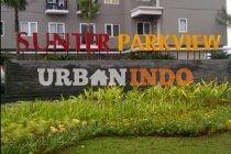 Jual Unit Apartement Type 2Br , Luas 36m2 , View Pool , Lantai 6 Apartemen Sunter Park View Jl. Yos Sudarso Kav.30a, Kios AK 17 Jakut http://www.urbanindo.com/