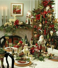 Last Trending Get all images home decoration christmas Viral holiday home decor catalogs Christmas Decorations For The Home, Christmas Table Settings, Cheap Christmas, Christmas Mantels, Christmas Table Decorations, Noel Christmas, Christmas Wreaths, Christmas Tablescapes, Amazon Christmas