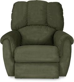 Take it easy on the Conner recliner.