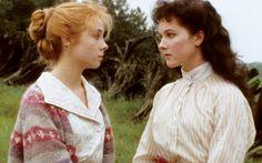 Kindred spirits & bosom friends like Anne of Green Gables & Diana Barry