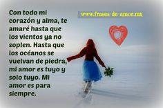 con todo mi corazon y mi alma -fraces de amor - frases de amor con imagenes para mi novio  http://frases-de-amor.mx/con-todo-mi-corazon-y-alma/  #frasesdeamor #frases #amor #pareja #love