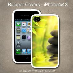 Zen - I Phone 4, 4s Bumper Cover