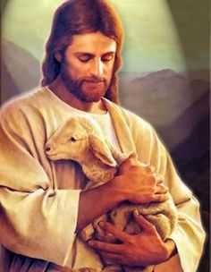 """I am the good shepherd. The good shepherd lays down his life for the sheep. The hired hand is not the shepherd so when he sees the wolf coming, he abandons the sheep and runs away. Then the wolf attacks the flock and scatters it"". Jesus Christ"