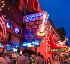 Destination: Nashville
