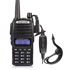 BaoFeng UV-82L Two Way Radio (Black) -- Read more reviews of the product by visiting the link on the image.