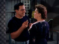 Gene Kelly and Judy Garland in Summer Stock (Charles Walters, 1950)