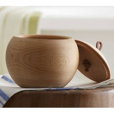 Handcarved Cypress Bowl   VivaTerra