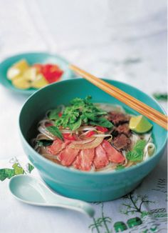 Recipe: Vietnamese Hanoi Beef Noodle Soup (Pho Bo) フォー