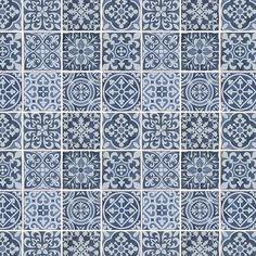 Comptoir du Cérame vous propose la référence PER002006 : un carrelage ancien bleu au format 33 x 33 cm pour intérieur.