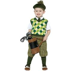 Our toddler golfer outfit is one adorable childrenu0027s Halloween costume. Thisu2026  sc 1 st  Pinterest & Toddler Lil Lion Costume | Costumes Halloween costumes and Toddler ...