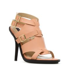 I LOVE the Madina - ShoeDazzle- This color is everything!