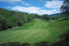 The Homestead Resort - Old Course - Hot Springs, Virginia - Golf Course Picture